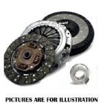 DUAL MASS FLYWHEEL & CLUTCH KIT FOR PEUGEOT 308 407 607 807 EXPERT 2.0 HDI 136BHP